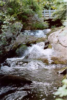 Picture of Buttermilk Falls (Norfolk) - Norfolk, CT