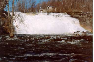 Picture of Great Falls - Canaan (Falls Village), CT